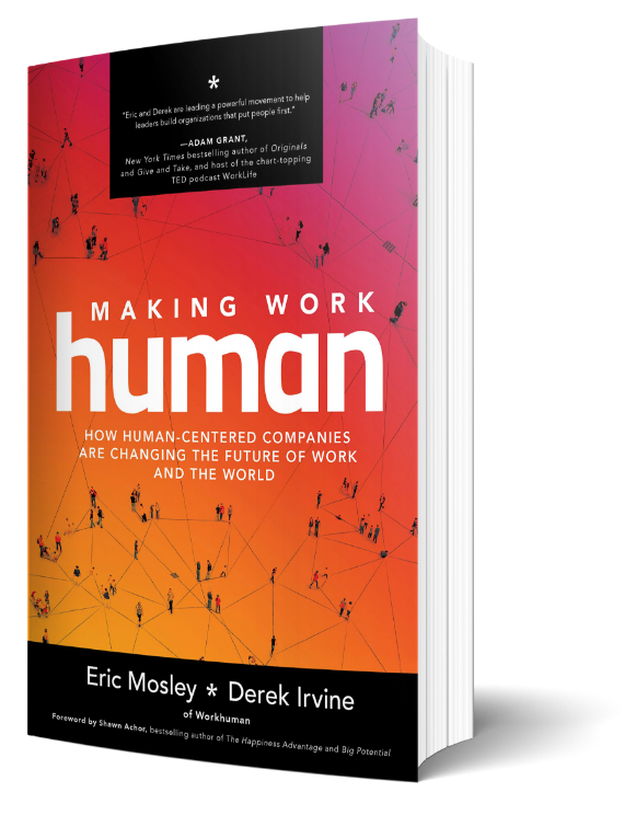 Making Work Human Book