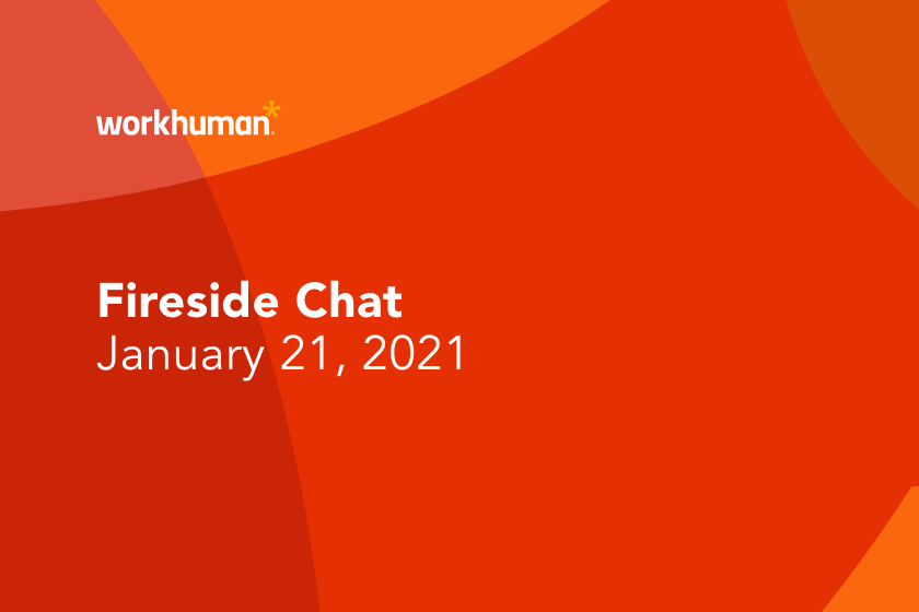 the road ahead – key findings & new capabilities fireside chat