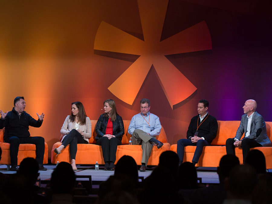 workhuman live conference panel